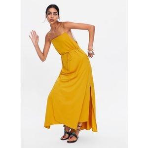 Zara Slip Dress with Slits